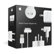 World Travel Adapter Kit for international travel.