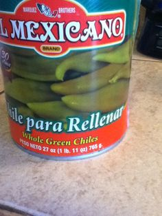 Green Chile Sauce Before I went to college in New Mexico, green chile to me was a ...