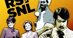 From Bass-O-Matic to Buckwheat, Garth Algar to Garth & Kat, the best of SNL's (almost) 40 years