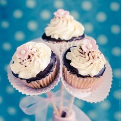 Sweet bouquet of little cupcakes by crazy cake on 500px