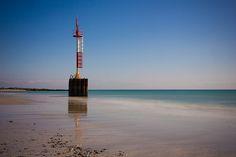 Seezeichen auf der Düne Süd - Helgoland | pixelpiraten.net