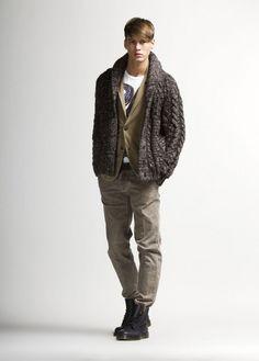 Love Moschino Autumn-Winter 2012 lookbook