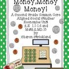 This is an economics unit for second grade that is aligned with Second Grade Common Core Social Studies Standard E.1.1-1.6.  This unit includes alm...