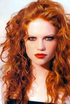 Long red hairstyles picture 6.