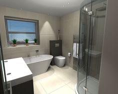 Photographic Gallery Bathroom Design Service Balinea Ltd Maidstone Kent Balinea Virtual Bathroom Designs Pinterest Bathroom and Design