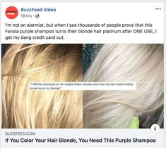 Best purple shampoo, how to get yellow out of hair, best blonde toner, best shampoo for blonde dyed hair, how to get rid of yellow tones in hair Tone Yellow Hair, Yellow Blonde Hair, Blonde Dye, Light Blonde Hair, Icy Blonde, Platinum Blonde Hair, Best Blonde Toner, Best Blonde Shampoo, Toning Blonde Hair