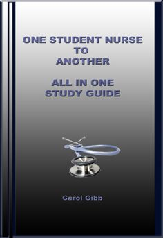 One Student Nurse To Another | Nursing Student CafeOne Student Nurse To Another…
