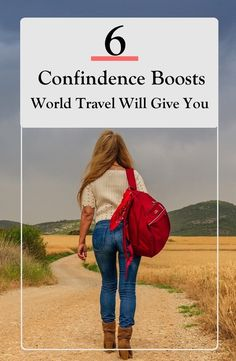 Ready to be convinced? Here's some of the ways world travel can boost your confidence Hawaii Travel, Usa Travel, Central America, South America, Travel Guides, Travel Tips, Venice Travel, Bucket List Destinations, Backpacking Europe