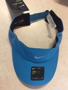 db08dfa3367 Nike Tailwind Aerobill Dri-Fit Adjustable Visor Unisex 940575 482 NEW   fashion  clothing
