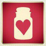 Yankee Candle love jar!