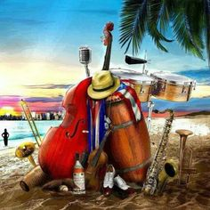 ☀ Music tradition Puerto Rico☀ love my Puerto Rico Puerto Rican Power, Puerto Rican Music, Puerto Rico Island, Puerto Rico Food, Latino Art, Puerto Rico History, Puerto Rican Culture, Porto Rico, Puerto Rican Recipes