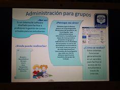 Administracion de grupos