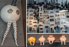 collection objets islande / photo