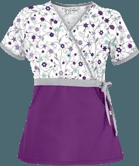 Print Scrub Tops and Print Nursing Scrubs at Uniform Advantage