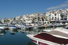 I just love to go to Marbella, it is not too far away from home and it has some spectacular places to visit