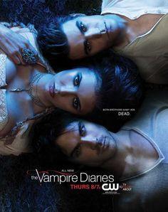 The Vampire Diaries 27x40 TV Poster (2009)