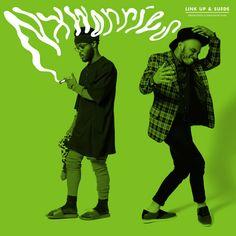 """NxWorries (Anderson .Paak & Knxwledge) release """"Link Up & Suede"""" EP on Dec. 4"""