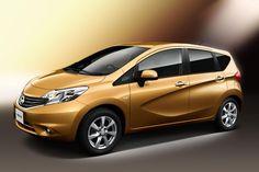 Nissan представил начальные изображения и спецификации 2013 Note