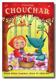 PIU Chocolat Chouchar