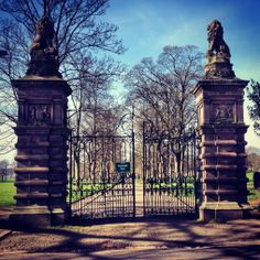 Inverleith Park #Edinburgh #SCOTLAND