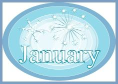 Month Of January Snowflakes Posters, Art Prints by - Interior Wall Decor Seasons Months, Months In A Year, Hello January, Interior Walls, Zodiac Signs, Snowflakes, Wall Decor, Art Prints, Filofax