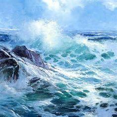 Image result for e john robinson seascape series