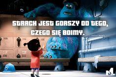 MariuszLutka: Strach jest gorszy.