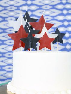 Throw a Stylish Fourth of July Party : Decorating : Home & Garden Television
