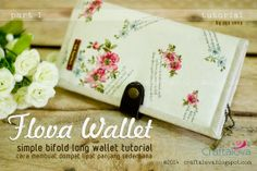 Craftalova: Tutorial: Flova Wallet (Part 1)