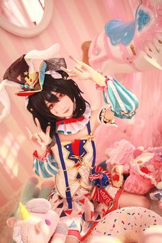 Nanako(七奈) Nico Yazawa Cosplay Photo - Cure WorldCosplay