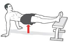 Forget the weight rack, this exercise works your full body. Click for step-by-step instructions.