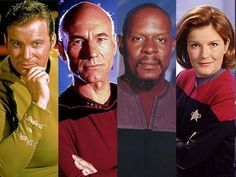 Which Star Trek Command Character Is Most Like You?