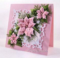 KC Spellbinder Poinsettia Pink 2 right: