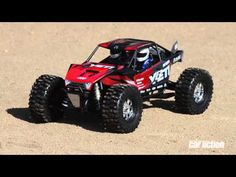 Axial YETI XL™ Monster Buggy 1/8th Scale Electric 4WD RTR AX90032 - YouTube