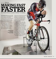Taylor Phinney. Article from ProCycling magazine.