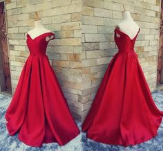 This+long+prom+dress+could+be+custom+made,+there+are+no+extra+cost+to+do+custom+size+and+color. Description+of+long+prom+dress 1,+Material:+satin,+elastic+silk+like+satin,+pongee.+ 2,+Color:+picture+color+or+choose+from+the+color+chart,+if+you+need+fabric+swatch,+you+could+order+by+this+li...