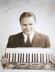 Charles Magnante And His Orchestra - Magnante Plays Polkas