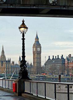 London View ( Fuji X-S1- EXR Auto) by markdbaynham, via Flickr