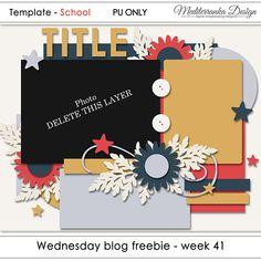 Mediterranka design: WEDNESDAY BLOG FREEBIE - WEEK 41