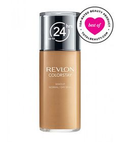 Best Foundation for Dry Skin No. 8: Revlon ColorStay Makeup for Normal/Dry Skin, $12.99