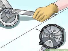 Image titled Change a Timing Belt Step 3
