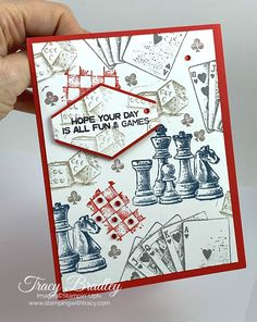One Day Only, Under My Umbrella, Stampin Up Catalog, Up Game, Paper Pumpkin, Masculine Cards, My Stamp, Stampin Up Cards, Birthday Cards
