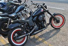 AFTER,PIC#3. 1994 Harley Davidson, ROADROD