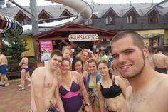 Wycieczka autokarowa do Tatralandii - największego w Europie Środkowej termalnego parku wodnego. #wakacje #relaks #pływanie #basen #wycieczki
