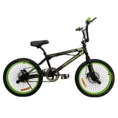 2Fast4You 20 Zoll BMX-Fahrrad Streetfighter