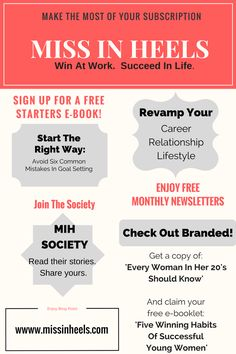 Make The Most Of Your Subscription!