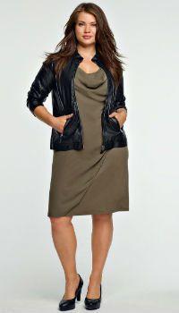 Comment s'habiller quand on est ronde ? - Journal des Femmes Mode