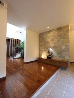 シャーウッド豊橋南 | 愛知県 | 住宅展示場案内(モデルハウス) | 積水ハウス Japanese Modern House, Japanese Interior, Entrance Ways, House Entrance, Design Your Dream House, House Design, Japan Architecture, Interior Architecture, House With Porch
