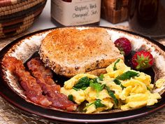 love breakfast food!
