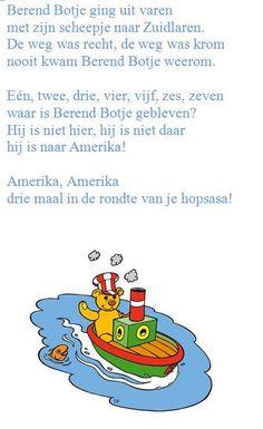 Kinderliedjes - Gastouder Doetinchem Dutch Language, Kids Songs, Childhood Memories, Poems, Education, Learning, School, Music, Fun